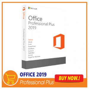 Key Office Professional Plus 2019 - Chuẩn Hãng