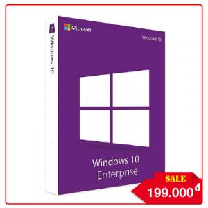 Key Microsoft Windows 10 Enterprise - Chuẩn Hãng
