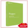 Key Microsoft Project Standard 2016 - Chuẩn Hãng