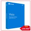 Key Visio Standard 2016 - Chuẩn Hãng