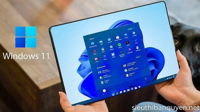 Windows 11 sẽ được cập nhật miễn phí cho các máy tính đang sử dụng Windows 10